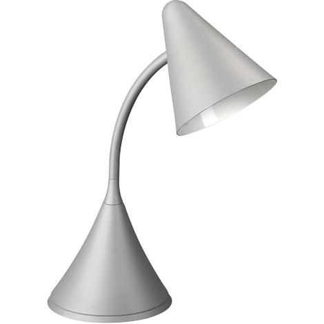 Philips-Massive 66236/87/10 - Stolná lampa BENNY G9/60W/230V