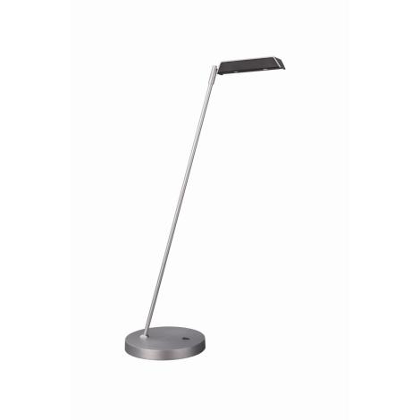 Philips Massive 66716/48/10 - LED Stolná lampa 2xLED/2,5W/230V