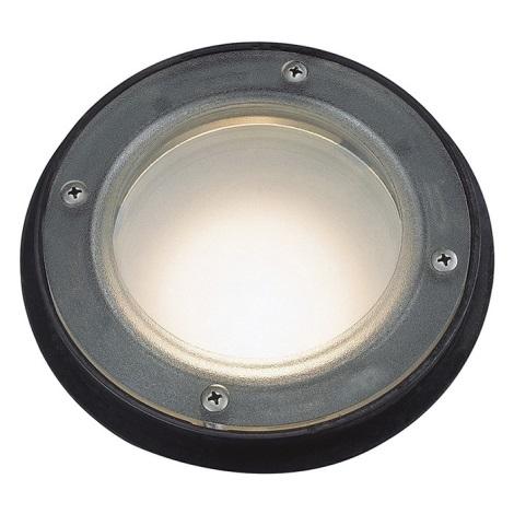 Philips Massive 71428/01/30 - LED Vonkajšie nájazdové svietidlo ACAPULCO 1xE27/6W/230V