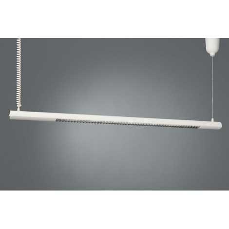Philips Massive 85141/21/31 - Závesné žiarivkové svietidlo PADU 1xT5/21W