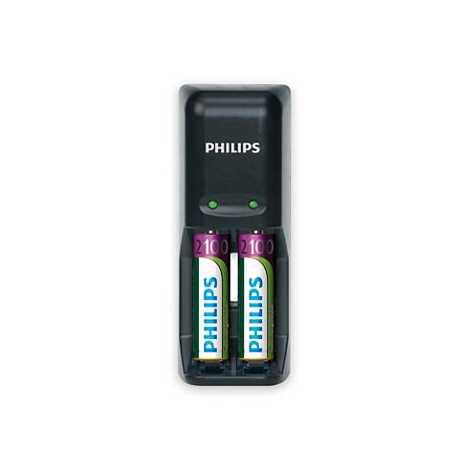 Philips SCB1290NB - MultiLife nabíjačka batérií mini
