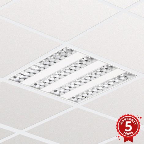 Philips TBS165 G 4xTL5-14W/840 HF C3 PIP - LED Podhľadové svietidlo 4xG5-TL5/14W/230V