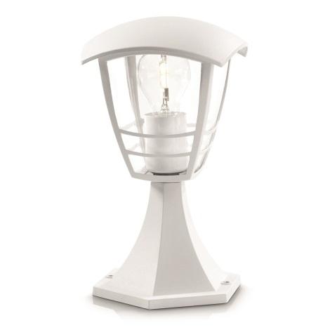 Phillips 15382/31/16 - Vonkajšia lampa CREEK E27/ 60W/ 230V