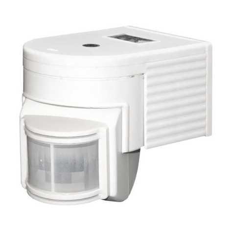 PIR čidlo T362 180 ° nástenné, 230V, 1x senzor, biely