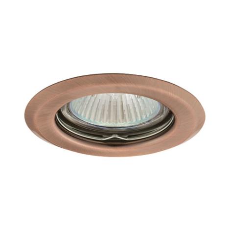 Podhledové svietidlo AXL 2114 1xMR16/50W antická hnedá