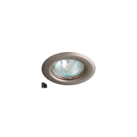 Podhledové svietidlo AXL 2114 1xMR16/50W čierny chróm