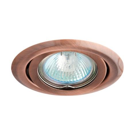 Podhledové svietidlo AXL 2115 1xMR16/50W antická hnedá