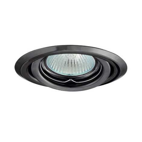 Podhledové svietidlo AXL 2115 1xMR16/50W čierny chróm
