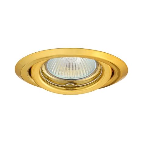 Podhledové svietidlo AXL 2115 1xMR16/50W zlatá