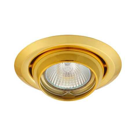 Podhledové svietidlo AXL 2117 1xMR16/50W zlatá