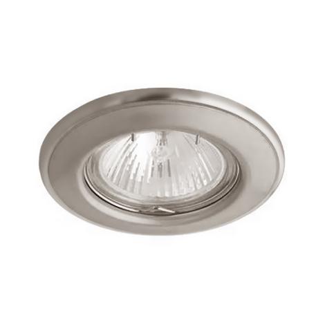 Podhledové svietidlo AXL 3114 1xMR16/50W saténový nikel / nikel