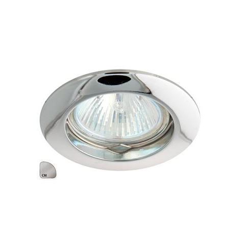 Podhledové svietidlo AXL 5514 1xMR16/50W matný chróm