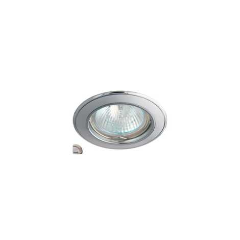 Podhledové svietidlo AXL 5514 1xMR16/50W perleťově matný chróm / nikel