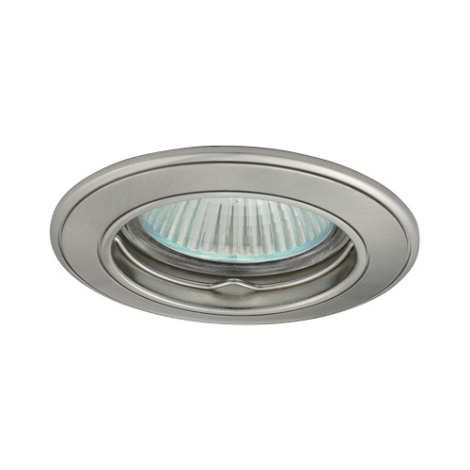 Podhledové svietidlo AXL 5514 1xMR16/50W saténový nikel / nikel