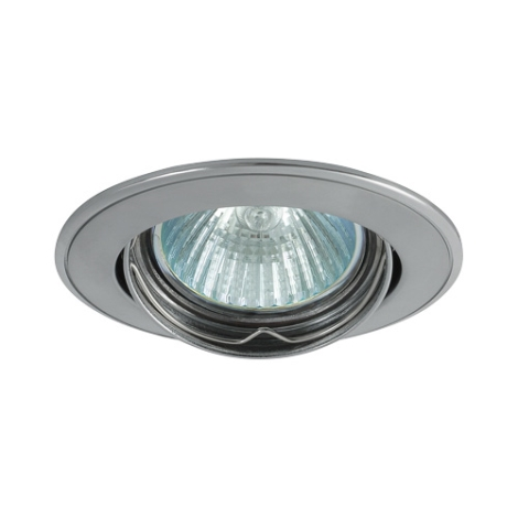 Podhledové svietidlo AXL 5515 1xMR16/50W perleťově matný chróm / nikel