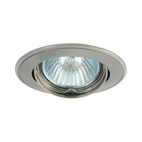 Podhledové svietidlo AXL 5515 1xMR16/50W saténový nikel / nikel
