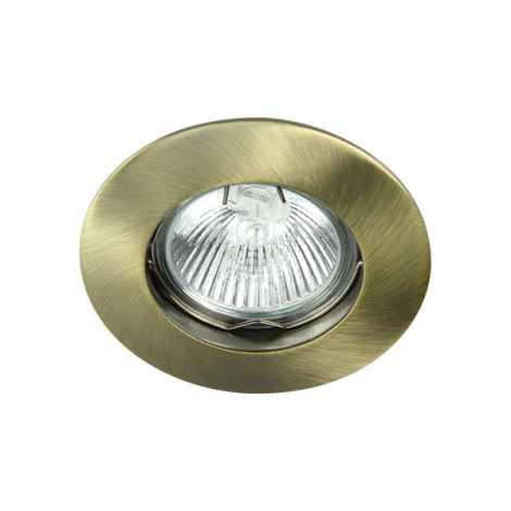Podhledové svietidlo DIO DS02B 1xMR16/50W mosadz