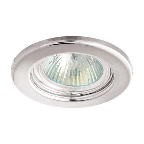 Podhledové svietidlo DUFF 204 1xGU10/50W/220 - 240V chróm