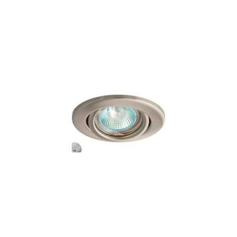 Podhledové svietidlo DUFF 205 1xGU10/50W/220 - 240V matný chróm