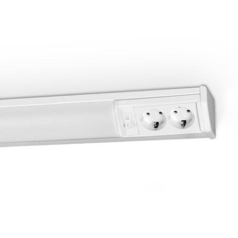 Podlinkové svietidlo REGA 1xG5/21W/230V 6400K biela