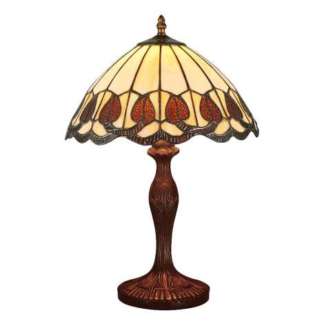 Prezent 117 - Lampa TIFFANY 1xE27/60W/230V