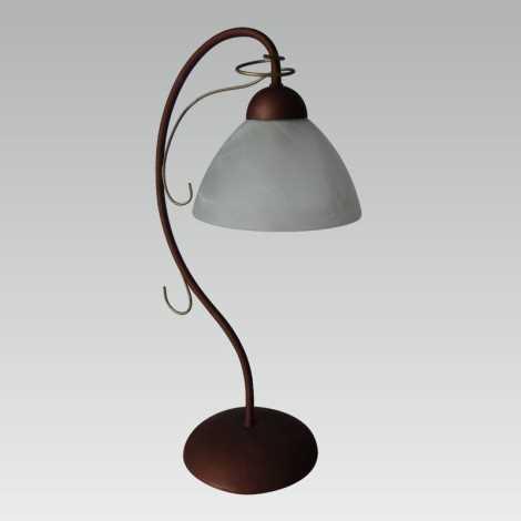 Prezent 31023 - ALLEGRA Stolná lampa 1xE27/60W/230V