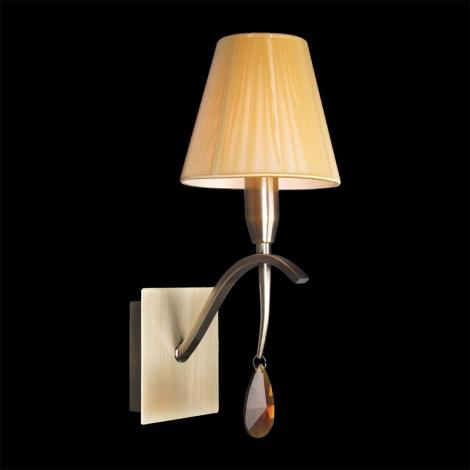 Prezent 64327 - Stolná lampa OXFORD 1xE14/40W/230V