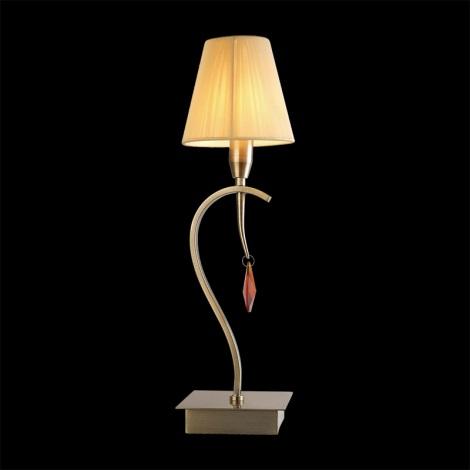 Prezent 64329 - Stolná lampa OXFORD 1xE14/40W/230V