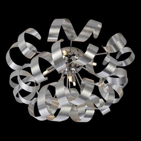 Prezent 64360 - Stropné svietidlo RIBBON 5xG9/33W/230V