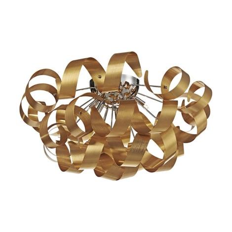 Prezent 64362 - Stropné svietidlo RIBBON 5xG9/33W/230V
