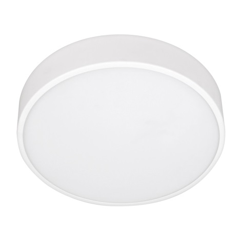 Prezent 8036 - Kúpeľňové stropné svietidlo ELBA 3xE27/15W/230V