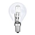 Priemyselná stmievateľná halogénová žiarovka E14/42W/230V