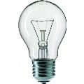 Priemyselná žiarovka CLEAR E27/100W/240V