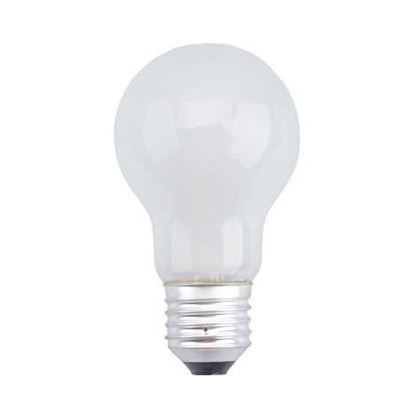 Priemyselná žiarovka FROSTED E27/100W/230V