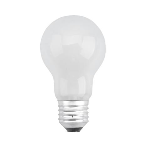 Priemyselná žiarovka FROSTED E27/75W/230V