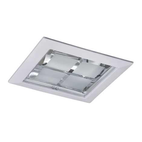 Rabalux 1131 - Podhľadové svietidlo SPOT OFFICE 2xE27/26W/230V