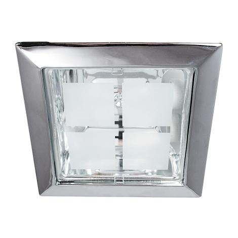 Rabalux 1150 - Podhľadové svietidlo SPOT OFFICE 2xE27/26W/230V