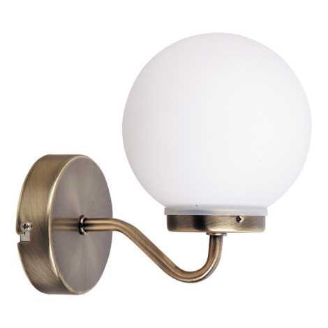Rabalux 1302 - Kúpeľňové nástenné svietidlo TOGO 1xE14/40W/230V