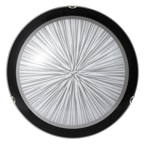 Rabalux 1858 - Stropné svietidlo SPHERE 2xE27/60W/230V