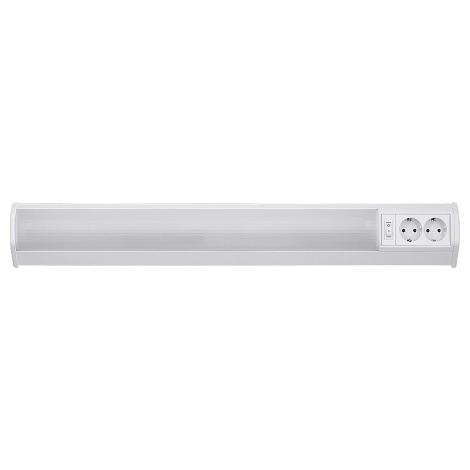 Rabalux 2322 - Podlinkové svietidlo BATH G13/15W/230V
