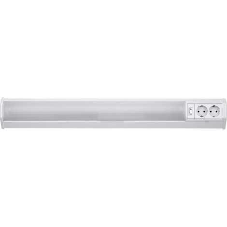 Rabalux 2323 - Podlinkové svietidlo BATH G13/18W/230V