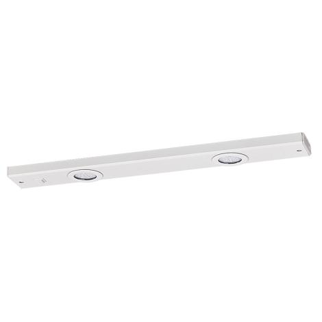 Rabalux 2349 - LED podlinkové svietidlo LONG LIGHT 2xLED/3W/230V