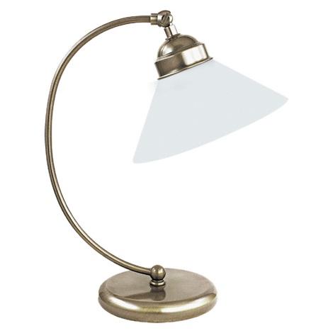 Rabalux 2702 - Stolná lampa MARIAN 1xE27/60W/230V