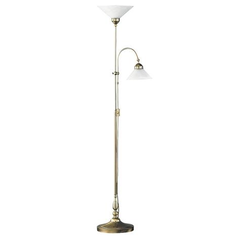 Rabalux 2708 - Stojaca lampa MARIAN 2xE27/60W/230V