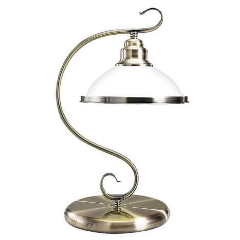 Rabalux 2752 - Stolná lampa ELISETT 1xE27/60W/230V