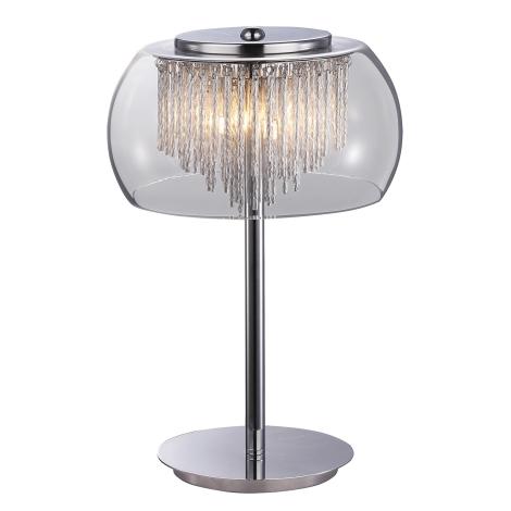 Rabalux 2822 - Stolná lampa MONA 3xG9/28W/230V
