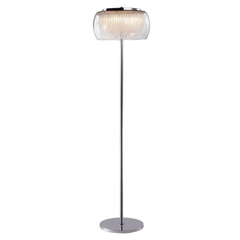 Rabalux 2823 - Stojacia lampa MONA 5xG9/28W/230V