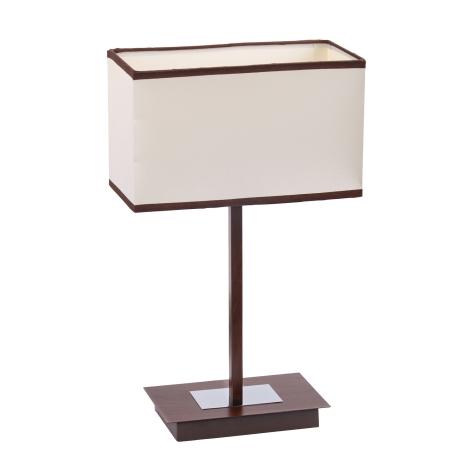 Rabalux 2896 - Stolná lampa KUBU 1xE14/40W/230V