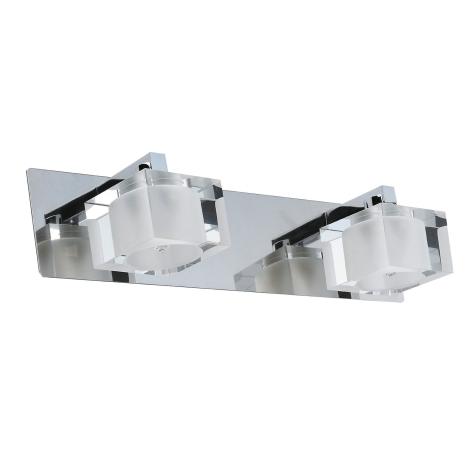 Rabalux 2961 - Nástenné svietidlo DIAMOND 2xG9/28W/230V
