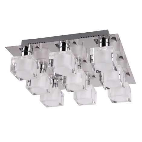 Rabalux 2962 - Stropné svietidlo DIAMOND 9xG9/28W/230V